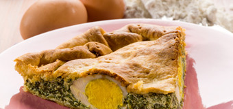 spinach-cheese-tart-with-egg