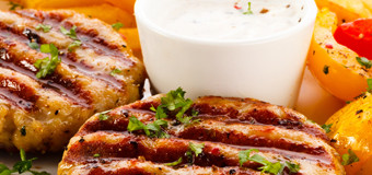 pork-tenderloin-steak-with-horseradish-sauce